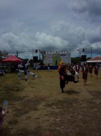 大城青年会 サンサンビーチ祭り1