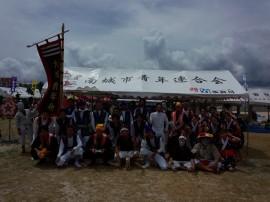 大城青年会 サンサンビーチ祭り3